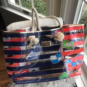 Lilly Pulitzer Beach Bag NWOT